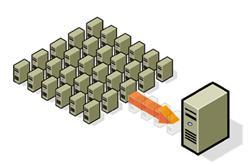 virtualization graphic